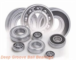 20 mm x 52 mm x 14 mm  NSK B20-161J1C3 deep groove ball bearings