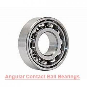 45 mm x 100 mm x 25 mm  SKF 7309 BECBM angular contact ball bearings