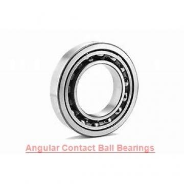 ISO 7012 CDF angular contact ball bearings