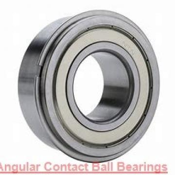 45 mm x 75 mm x 16 mm  NACHI 7009CDT angular contact ball bearings
