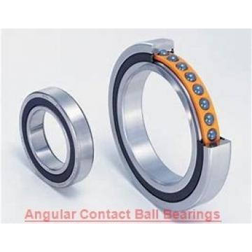 35 mm x 65 mm x 35 mm  SNR GB12438S01 angular contact ball bearings