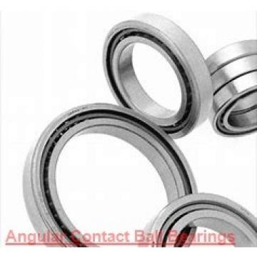 43 mm x 83 mm x 47,5 mm  NTN HUB100-7 angular contact ball bearings