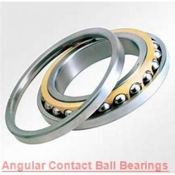 105 mm x 160 mm x 26 mm  NACHI 7021DB angular contact ball bearings