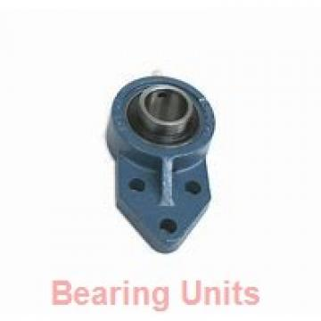 INA PCFTR17 bearing units