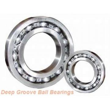 2,38 mm x 7,938 mm x 2,779 mm  ZEN SR1-5 deep groove ball bearings