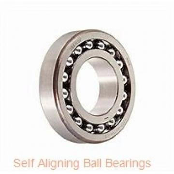 35 mm x 80 mm x 21 mm  NKE 1307 self aligning ball bearings