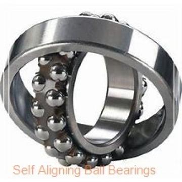 40 mm x 80 mm x 23 mm  ISO 2208-2RS self aligning ball bearings