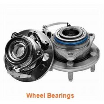Toyana CX524 wheel bearings