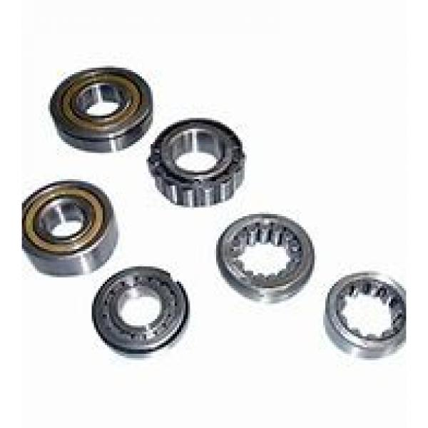75 mm x 160 mm x 55 mm  NACHI NU 2315 E cylindrical roller bearings #2 image