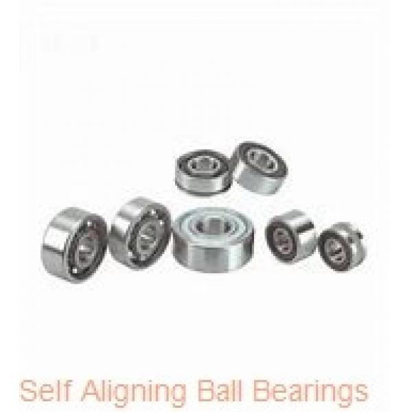 35 mm x 80 mm x 31 mm  NSK 2307 self aligning ball bearings #3 image
