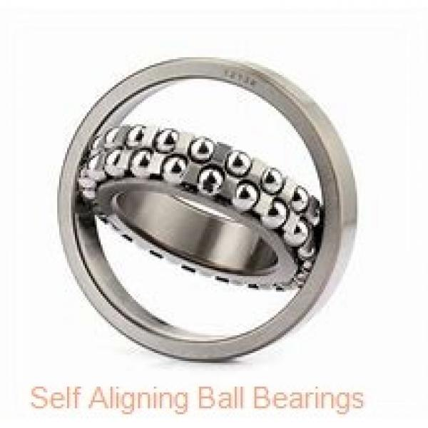 35 mm x 80 mm x 31 mm  NSK 2307 self aligning ball bearings #2 image
