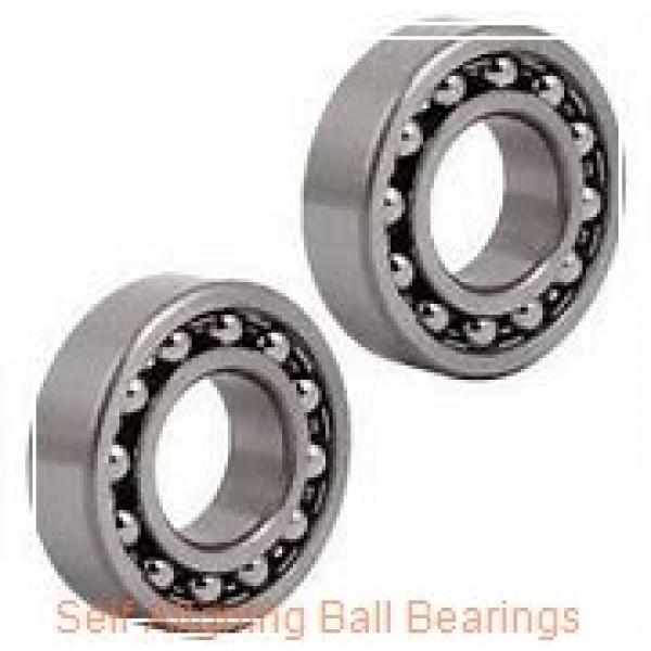 120 mm x 215 mm x 42 mm  ISO 1224 self aligning ball bearings #2 image