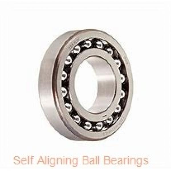 65 mm x 140 mm x 33 mm  NTN 1313S self aligning ball bearings #2 image