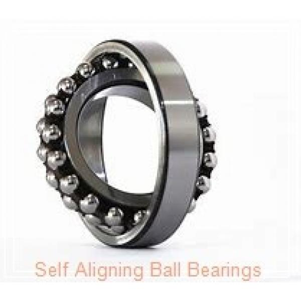 65 mm x 140 mm x 33 mm  NTN 1313S self aligning ball bearings #1 image