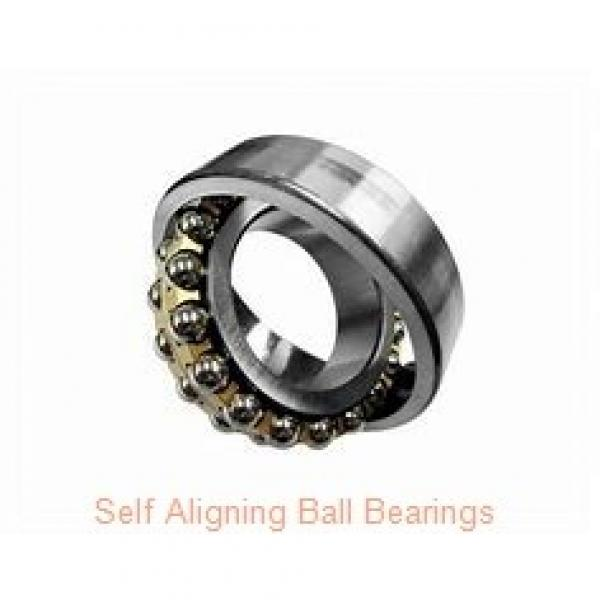 65 mm x 140 mm x 33 mm  NTN 1313S self aligning ball bearings #3 image